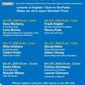 [Online Workshop] ICU Linguistics Colloquium: Prosody Series (Day 1 of 6)