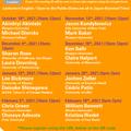 [IERS Workshop] ICU Linguistics Colloquium: AFRICAN LINGUISTICS (Day 1 of 8)